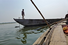 barque (Fif') Tags: inde india bharat 2017 varanasi bénarès benares sri shri uttar pradesh ganga gange gaṅgā gōnga