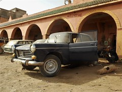 Peugeot 404 in Morocco (Stinoo) Tags: peugeot 404 marocco marokko