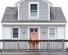 Beach House (Geoffrey Coelho Photography) Tags: house beach falmouth massachusetts beachhouse pastel highkey building shingled capecod newengland architecture architectural cape cottage ocean waterfront