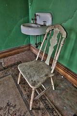 Rose's Farmhouse (53) (Darryl W. Moran Photography) Tags: urbandecay abandonedfarmhouse frozenintime leftbehind oldfarm urbex urbanexploration darrylmoranphotography oldfurniture