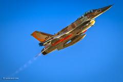 Angry Viper (xnir) Tags: מסדרכנפיים f16 f16i sufa viper falcon israel iaf aviation nir nirbenyosef xnir afterburner