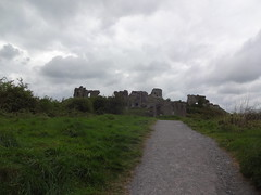 DSC01412 (lusciousblopster) Tags: dunamase castle ruin laois ireland historic heritage medieval rock outcrop viking strongbow castles fortress view beauty stone country historical