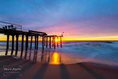 Ocean Grove, NJ (Dante Fratto Photography) Tags: fishingpier fishingpiers jerseyshore newjersey oceangrove pier ralphogfisherman sunrise wwwdantefrattocom wwwdantefrattophotographycom