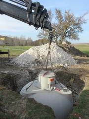 eau de pluie (britoune41) Tags: écoconstruction paille terre argile solenterre enduitterre bois cadrecanadien maisonenpaille constructionécologique dordogne tadelak isolationnaturelle