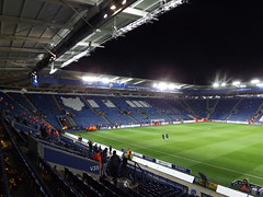 The Ground empty after the match (lcfcian1) Tags: leicester city atletico madrid lcfc atleti uefa champions league football sport uk england kingpowerstadium king power stadium leicestercity atleticomadrid leicestercitystadium uefachampionsleague championsleague footballmatch 11 18417 quarter final