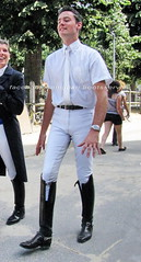"""bootsservice 11 8525 (bootsservice) Tags: cavalerie cavalry cavalier cavaliers rider riders cheval horse bottes boots """"ridingboots"""" eperons spurs equitation vincennes garderépublicaine"""