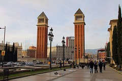 Torre veneziana Barcelona (André Barreto Photography) Tags: barcelona torre veneziana