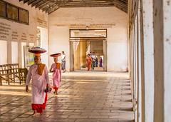 Shwezigon Pagoda (Andres Pela) Tags: myanmar canon pagoda asia bagan temple shwezigon 6d travel viajar