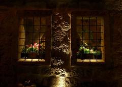 Walking around Goreme Turkey (dianeobrien254) Tags: goreme turkey lights window flowers olympus