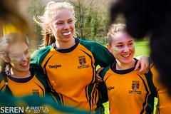 2017:03:25 14:05:35 (serenbangor) Tags: 2017 aberystwyth aberystwythuniversity bangoruniversity seren studentsunion undebbangor varsity rugby rugbyunion sport womens
