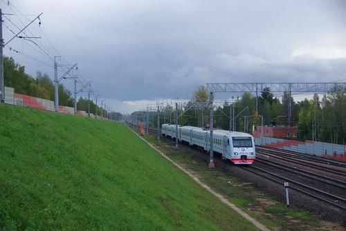RZD EM2I-013 EMU, Sheremetyevskaya