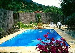 Piscina Privada Casa Romantica (brujulea) Tags: brujulea casas rurales cadiz los algarrobales piscina privada casa romantica