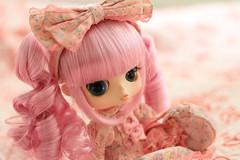 New Girl ❤ Byul Angelic Pretty Cocotte (n a m i [ 波 ]) Tags: byulcocotte byuldoll kawaii junplanning dolls groovedolls pullip dal angelicpretty angelicprettydoll pink lolita