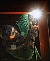 On the Job - Welder (Grandpa@50) Tags: work bigmomma herowinner ultraherowinner thepinnaclehof tphofweek204