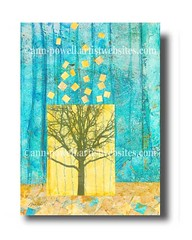 Tree Collage copyright Ann Powell (annpowellart) Tags: abstract texture mixedmedia abstractart contemporary modernart fineart digitalart large wallart trendy abstracts homedecor nonobjective corporateart walldecor abstractdesign giclee officedecor abstractcollage oklahomaartist modernwallart annpowell oklahomaartists annpowellart largeabstractwallart