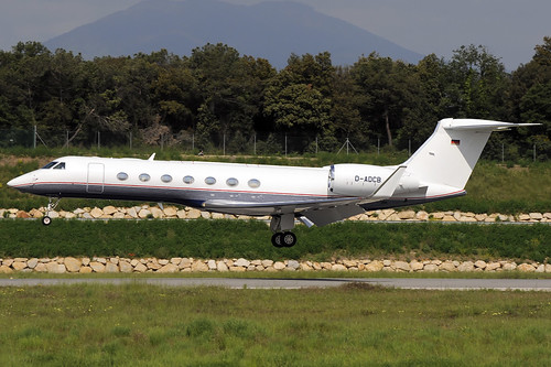 Z) DC Aviation Gulfstream V-SP D-ADCB GRO 11/05/2013