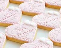 pembe-kalp-kurabiyeler (sekerhamurlukurabiye1) Tags: kalp pembe kurabiyeler