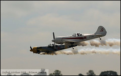 Cosford Airshow 2013 - 2_35 (Si 558) Tags: show yak force aircraft aviation air royal aeroplane airshow raf cosford royalairforce aerostars cosfordairshowfan