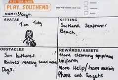 PLAY SOUTHEND game design workshop at Leigh Art Trail - 8 June 2013 (Local Play) Tags: sea art trail leigh southend