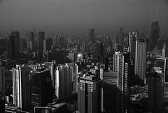Shanghai Panorama (WorldPixels) Tags: china city panorama skyline architecture night buildings skyscrapers shanghai nacht uitzicht stad worldwidepanorama