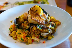 "Ling Cod ""Paella"" (FoodTy [food-tee]) Tags: richmond seafood steveston bluecanoe"