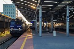 EP09-015 (Tisosek) Tags: electric train poland locomotive katowice trainspotting pkp ep09