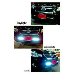 #daylight #subaru #xv #ไฟเดย์ไลท์ #ซูบารุ #arkira_auto #automobile #accessory #led #racing #arkira #aeropart #bodypart #car #แต่งรถ #ไฟ #รถแต่ง #ประดับยนต์ #ของแต่งรถ #สนใจติดต่อ #contact #0854146459 #0880083309 #www.arkira-auto.com