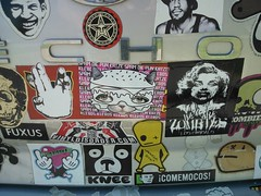 (andres musta) Tags: car sticker stickerart stickers bumber