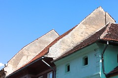 Roofs (osamot) Tags: roof roofs romania brasov