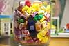 sim reader in candy jar (Dekarter) Tags: candyjar simcardreadersweet simreaderyumm simreadercandy