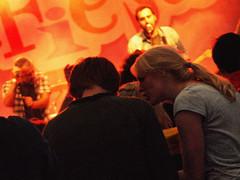Modena City Ramblers  8329 (Lieven SOETE) Tags: life people music art rock punk arte belgium artistic folk kunst young diversity human revolt jvenes junge joven  jeune     intercultural artistik comac 2013 diversit   classstruggle interculturel