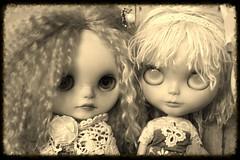 Hazel and Sosie...