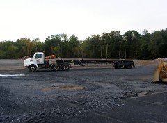 Construction - Sterling Truck (dfirecop) Tags: truck construction rig sterling tractortrailer dfirecop