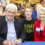 """<b>Callista Gingrich Book Signing_100513_0046</b><br/> Photo by Zachary S. Stottler Luther College '15<a href=""""http://farm3.static.flickr.com/2824/10180986734_0fe70f685d_o.jpg"""" title=""""High res"""">∝</a>"""