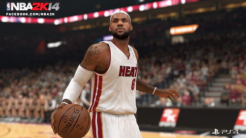 NBA2K14 PS4 Trailer