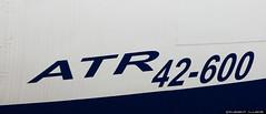 NordStar Airlines ATR ATR-42-600 cn 1002 F-WKVC (Clment Alloing - CAphotography) Tags: test cn canon airplane airport aircraft flight airbus toulouse airways airlines aeroport aeropuerto blagnac spotting tls 1002 atr 100400 lfbo nordstar atr42600 fwkvc