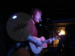 Ed Sheeran - Mercury Lounge (ohgoodgracious) Tags: nyc newyorkcity musician music ny newyork halloween ed costume october guitar livemusic talent singer acoustic mercurylounge gingerbreadman songwriter singersongwriter sheeran edsheeran lastfm:event=3737687