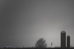 Bleak (Just Add Light) Tags: from trees storm motion black blur mountains home nature rain minnesota fog clouds rural happy blackwhite cowboy alone driving sad ethereal lonely miles junkies gnas justaddlight monochroatic