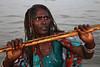 Trance - Hajipur, India (Maciej Dakowicz) Tags: india river prayer religion ceremony fair event ritual puja trance mela bihar sonepur gandak sonepurmela