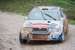relly-002 (Iggy Y) Tags: auto santa car force power rally croatia wrc skoda octavia domenica macadam sveta motosport nedjelja