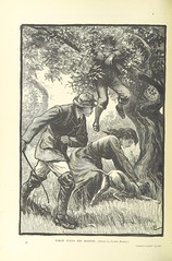 """British Library digitised image from page 568 of """"Gleanings from Popular Authors grave and gay [In prose and verse.] Illustrated"""""""