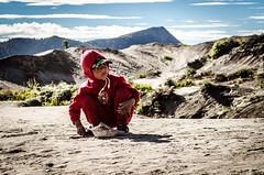 Indonesian boy.