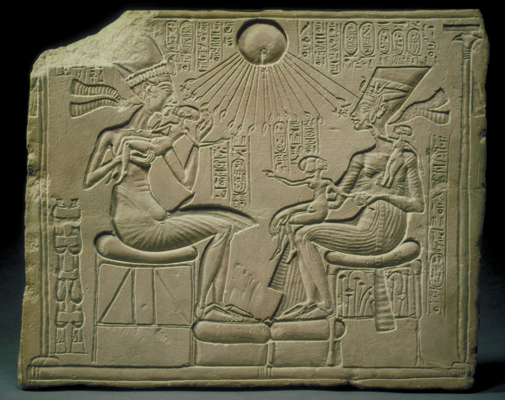 akhenaten religion essay The future akhenaten was a younger son of amenhotep iii and chief queen tiyethe eldest son crown prince thutmose was recognized as the heir of amenhotep iii but he died relatively young and the next in line for the throne was a prince named amenhotep.