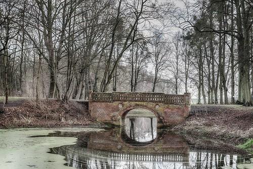 Schlossteich Hoppenrade