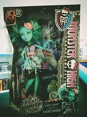 Monster high honey swamp (adelemonsterhigh) Tags: monster high doll dolls barbie honey swamp target mh mattel barbiedoll honeyswamp monsterhigh monsterhighdoll uploaded:by=flickrmobile dublinfilter flickriosapp:filter=dublin