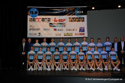 Zannata Lotto Cycling Team Menen (4)