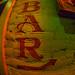 Lambert's BBQ Bar Sign