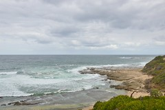 Soldiers Beach Rock Platform - Central Coast, NSW (AndyBrii) Tags: newsouthwales centralcoast soldiersbeach