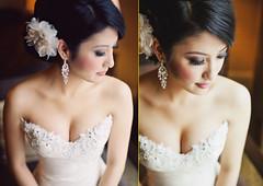 Film vs digital (Ben B. Photography) Tags: seattle wedding mamiya film canon bride 645 contax 5d 80mmf19