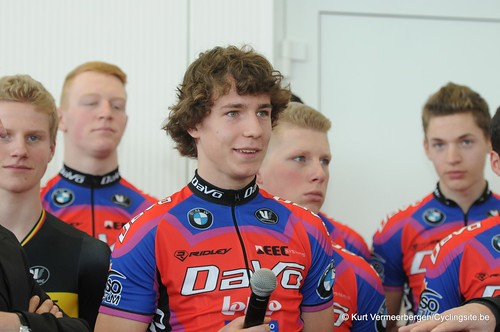 Ploegvoorstelling Davo Cycling Team (199)